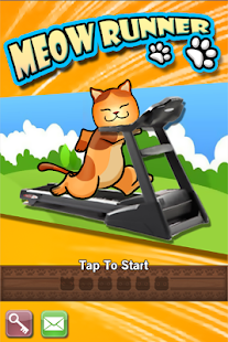 Meow Runner - screenshot