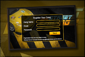 Screenshot of Street Racing