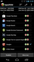 Screenshot of Apps2ROM [ROOT]