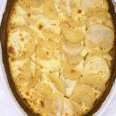 Potato-and-Turnip Gratin