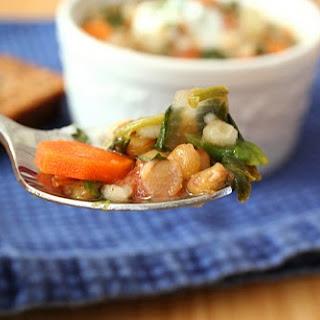 Chicken Lentil Barley Stew Recipes