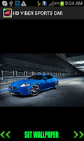 Screenshot of HD VIBER SPORTS CAR WALLPAPER