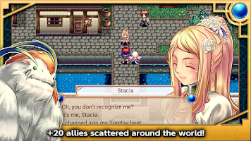 Screenshot of RPG Crystareino