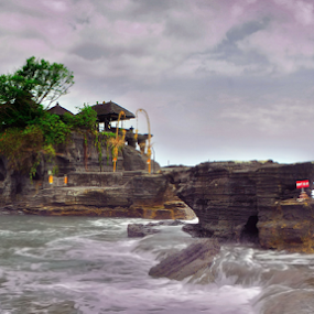 by RA IMOT - Landscapes Travel ( indonesian, bali landscape, travel, tanah lot )