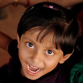 OLIVA by Ashis Das - Babies & Children Child Portraits ( child )