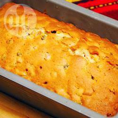 Fast and fabulous French fruit cake