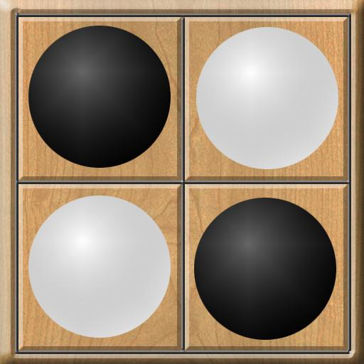 解谜の攻撃碁 LOGO-記事Game