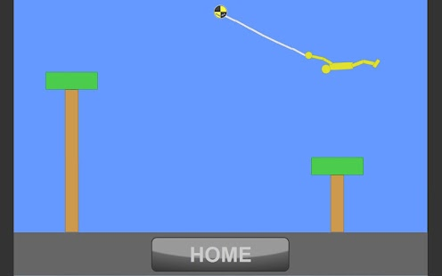Swing-Man - screenshot