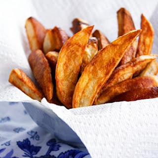 Crispy Oven-Baked Potato Fries