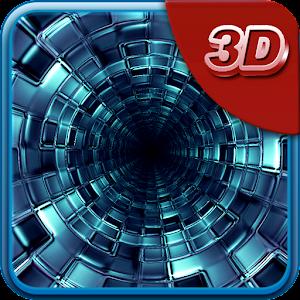 3D Tunnel Live Wallpaper For PC (Windows & MAC)