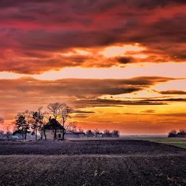 by Milan Jovanovic - Landscapes Sunsets & Sunrises