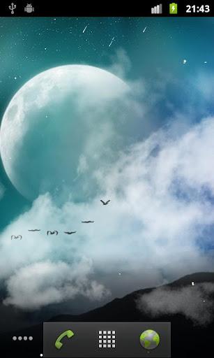 神秘之夜專業版動態桌布 Mystic Night|玩個人化App免費|玩APPs