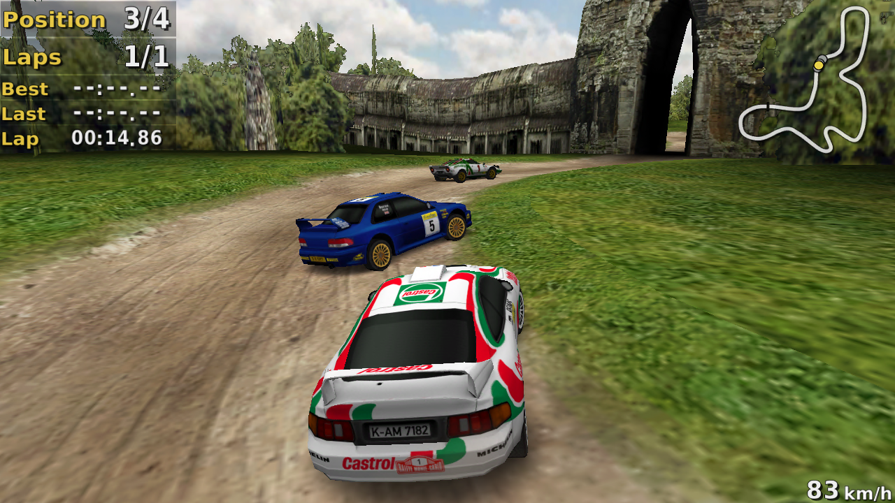 Pocket Rally Screenshot 4