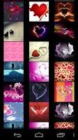 Screenshot of ♥ Love Wallpapers ♥