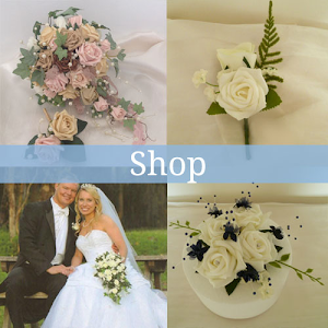 online UK shop for wedding flowers