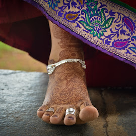 Home coming by Amol Patil - Wedding Other ( wedding, tradition, india, maharashtra, bride )