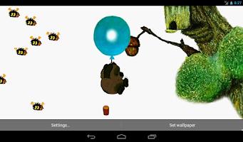 Screenshot of Vinnie Pooh free wallpaper HD
