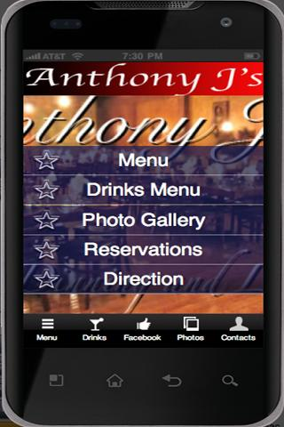 Anthony J's