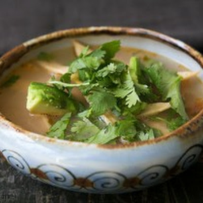 Mexican Chicken Soup with Lime (Sopa de Lima)