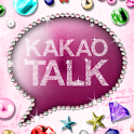 KakaoTalk Crystal Theme icon