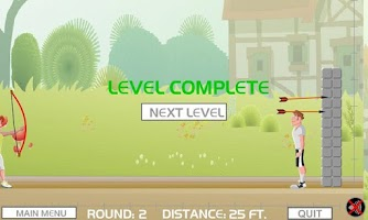 Screenshot of Fruit Archery - Apple Shooting