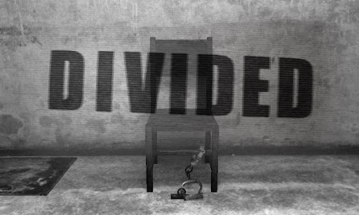 DIVIDED -監禁された部屋からの脱出-