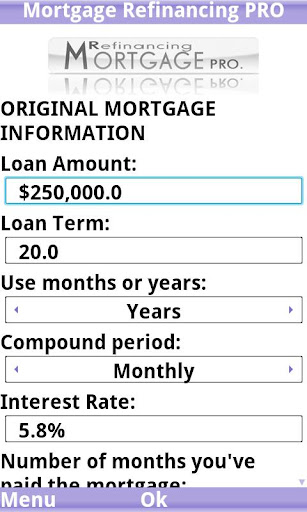 Mortgage Refinancing PRO