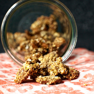 Granola-Crusted Nuts
