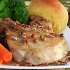 Awesome Honey Pecan Pork Chops