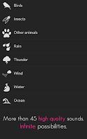 Screenshot of TaoMix - Focus, sleep, relax