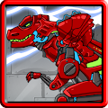 Dino Robot - Tyranno Red APK for Lenovo