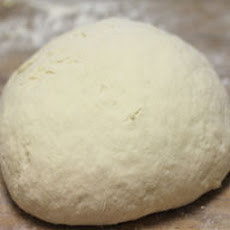 2-ingredient Pizza Dough