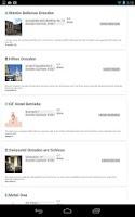 Screenshot of Cologne Offline Travel Guide