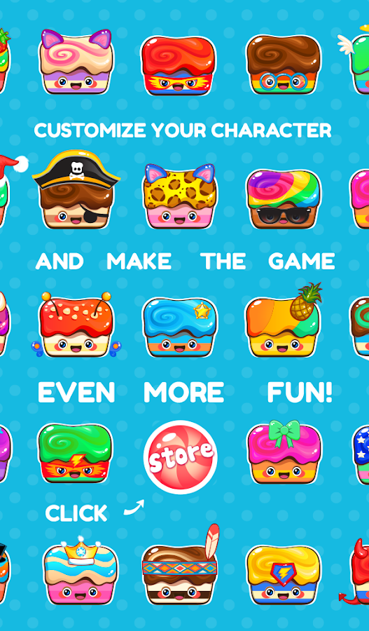Cake Jump Screenshot 15