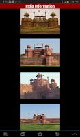Screenshot of IndiaInfo - India Information