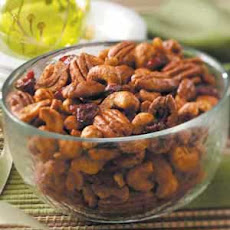 Contest-Winning Sugar 'n' Spice Nuts