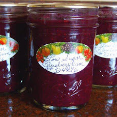 Honeyed Fig and Blueberry Jam