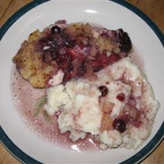 Pineapple Cranberry Chicken