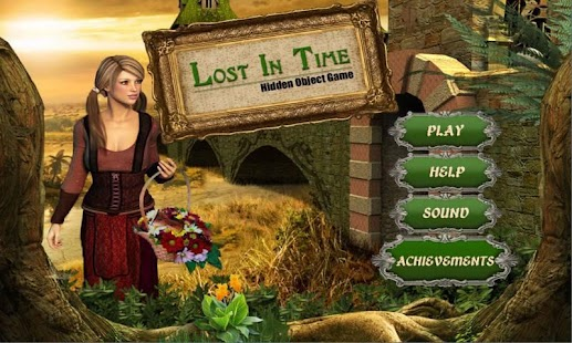 Lost Time - Free Hidden Object - screenshot