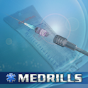 Medrills: Medication Port icon