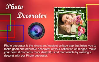 Screenshot of Photo Decorator - Pic Editor