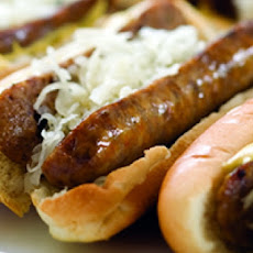 Wisconsin Slow Cooker Brats