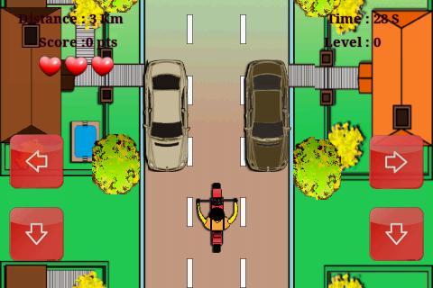 【免費賽車遊戲App】RushHourLite-APP點子