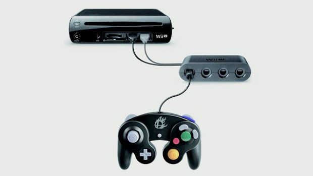 Nintendo unveils a GameCube controller adapter for the Wii U