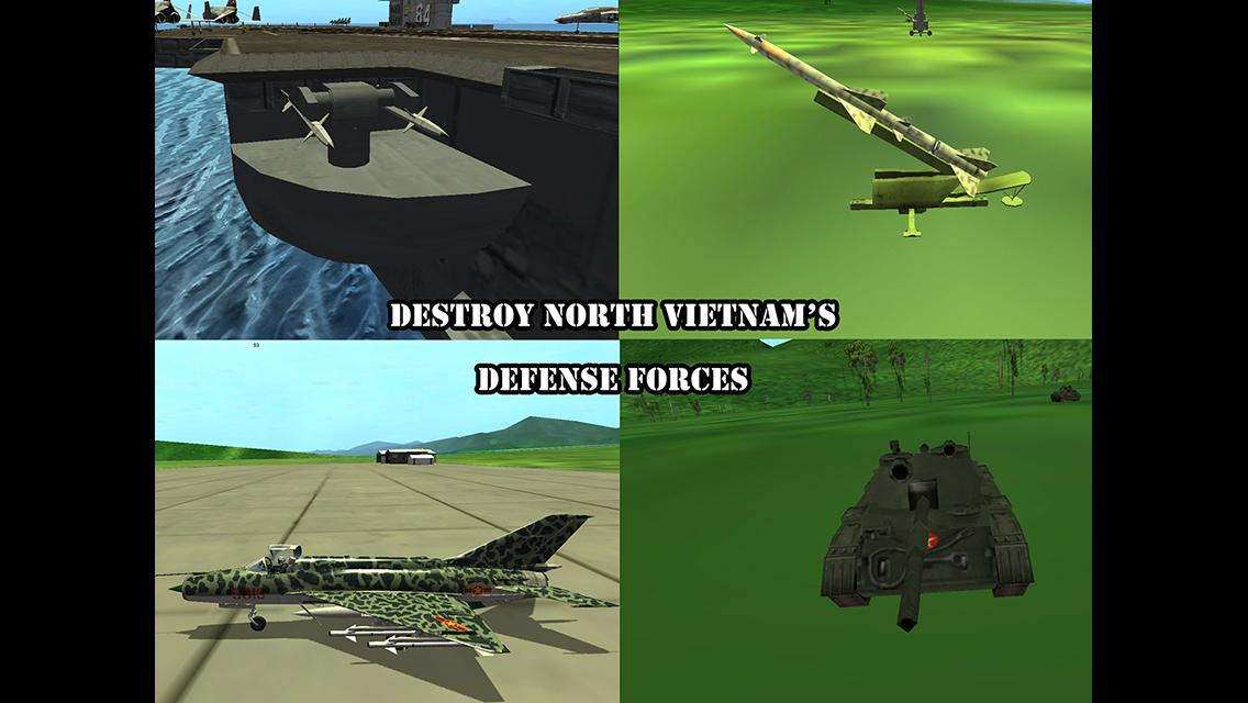 Gunship III - U.S. NAVY Screenshot 2