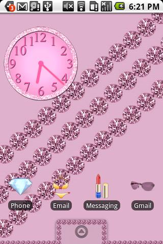 Fashion Girl Theme HD