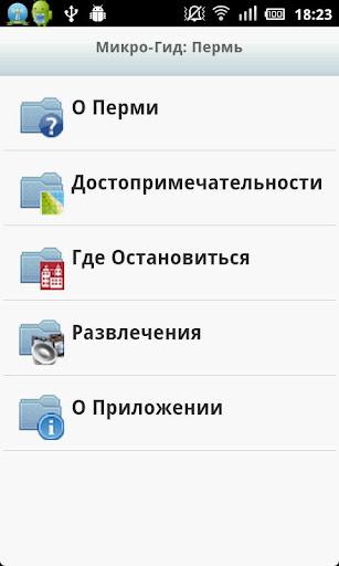 Пермь: микро-гид