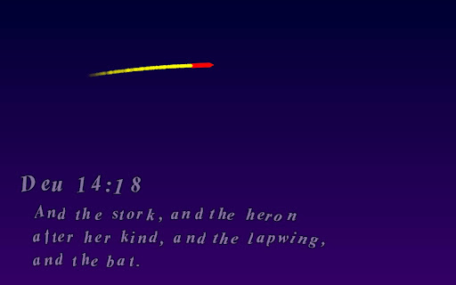 Bible Quotes Fireworks