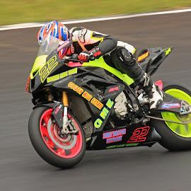 Motorbike racing by Dirk Luus - Sports & Fitness Motorsports ( motorbike, speed, racing, sport, motorcycle )