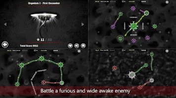 Screenshot of Tentacle Wars